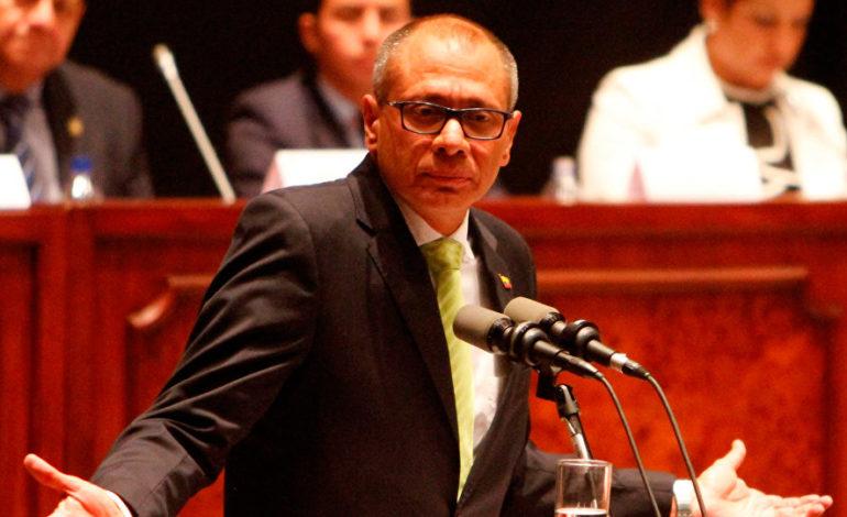 Congreso aprueba juicio político contra vicepresidente ecuatoriano