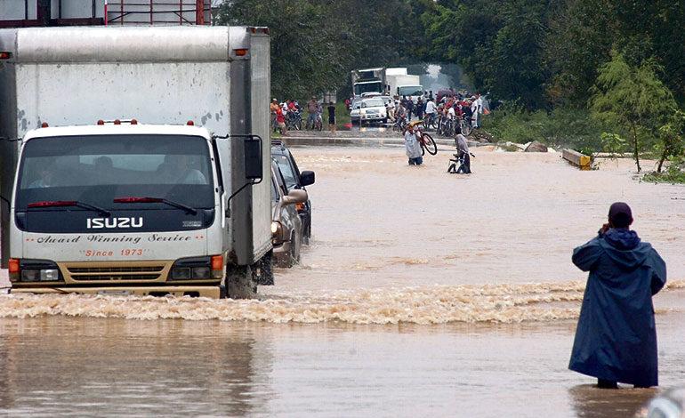 Lluvias y frío pronostican para Honduras