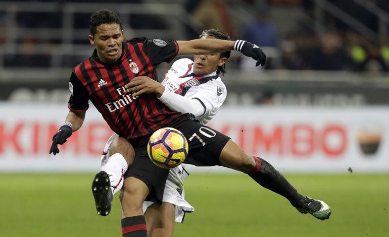 Milan se concentrará por tiempo indefinido