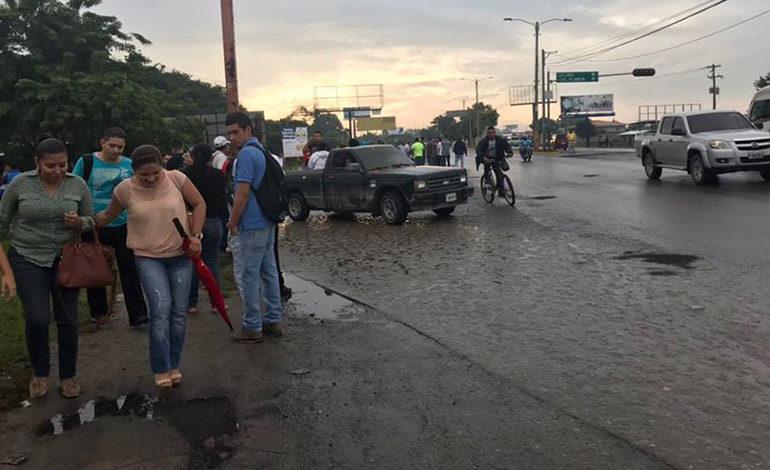 Suspenden toque de queda en Francisco Morazán y San Pedro Sula
