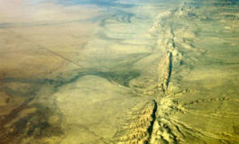 ¡Peligro! La falla de San Andrés puede provocar el peor desastre natural