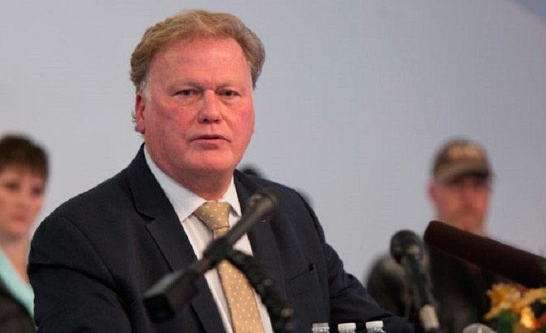 Un congresista de EE.UU. acusado de acoso sexual se suicida
