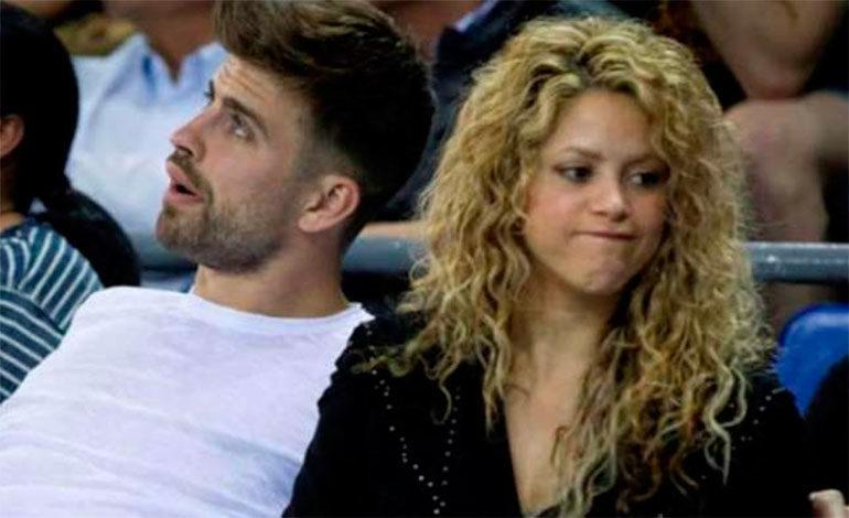 Shakira no quiere dejar a Piqué