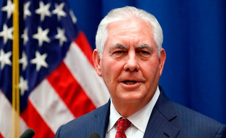 Tillerson revela plan secreto para invadir Corea del Norte