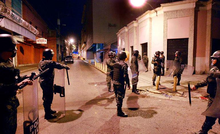 Suspenden toque de queda en Yoro, Colón y Atlántida