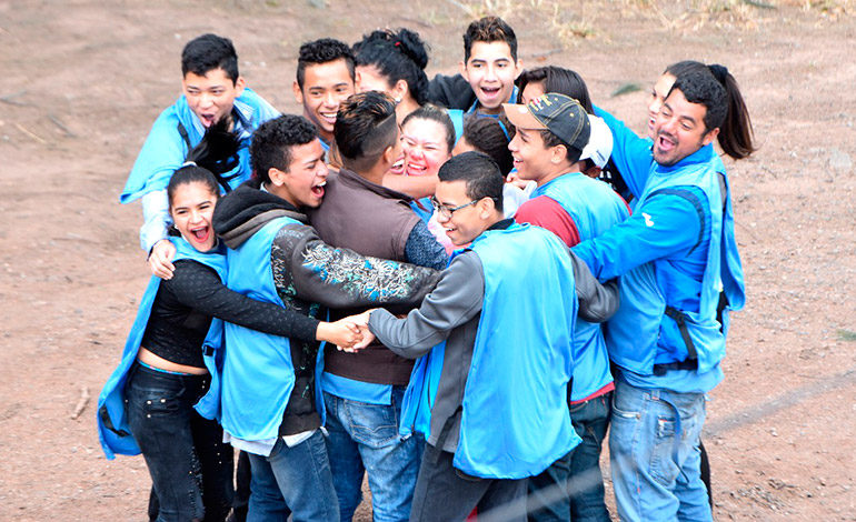 """Fomentan cultura de paz en 200 jóvenes  de zonas """"calientes"""""""