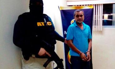 ATIC captura a un hombre acusado de tráfico de drogas en Choluteca