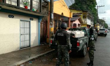 Desarticulan red dedicada a la venta de drogas en La Ceiba