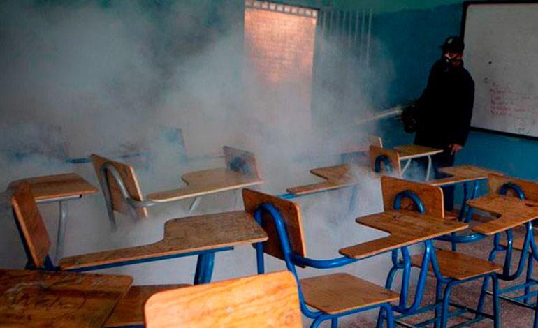 Van siete casos de zika y ocho de Guillain Barré en 2018