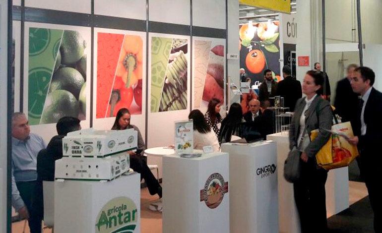 Fruteras hondureñas exponen en Alemania