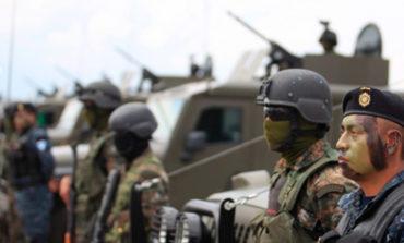Honduras refuerza fronteras contra el crimen organizado