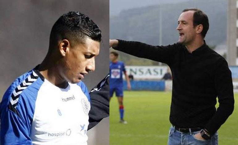 Joseba Etxeberria, nuevo técnico del Tenerife y de Bryan Acosta