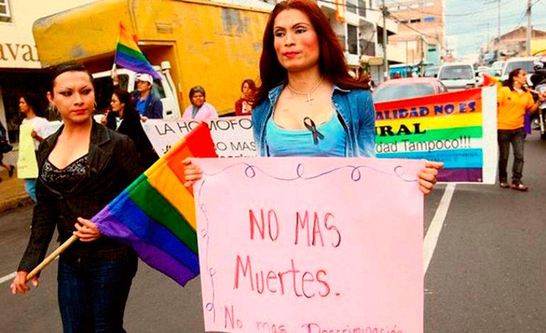La comunidad LGTBI en Honduras ha estado marcada por la tragedia