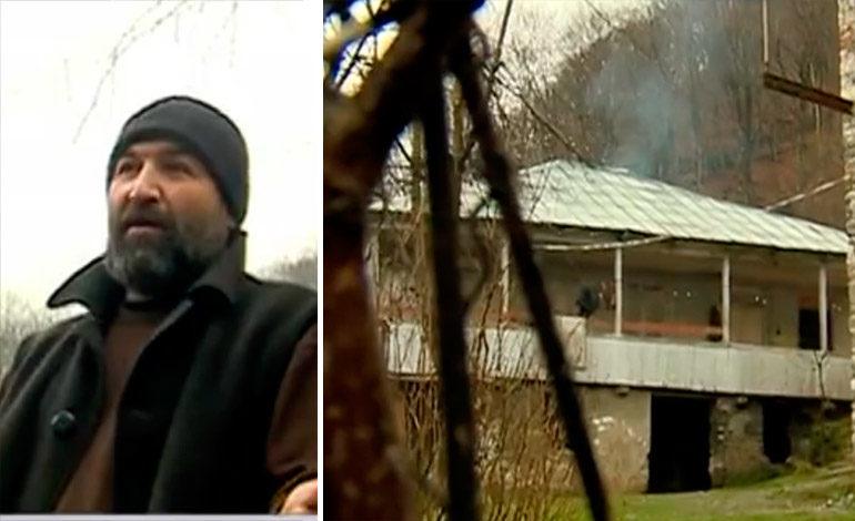 """Un georgiano secuestra a sus ocho hijos para """"protegerlos de la sociedad"""""""
