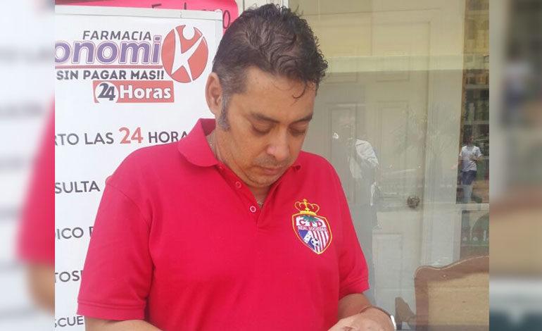 Javier Martínez: No somos pordioseros