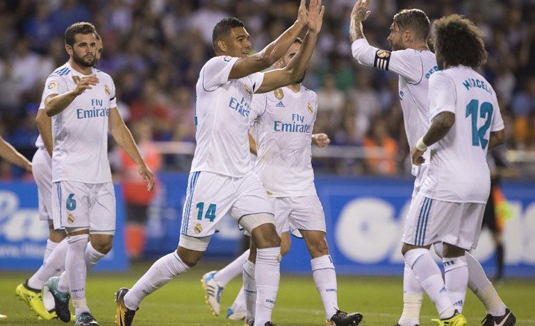 Real Madrid regresa a su realidad doméstica en el Villamarín