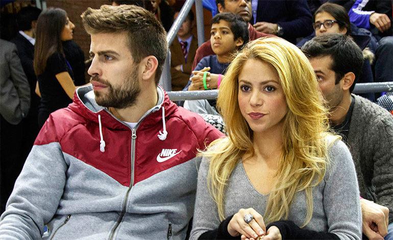 Shakira y Piqué celebran sus cumpleaños