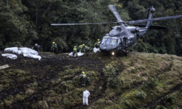 Brindan informe final de la tragedia del Chapecoense