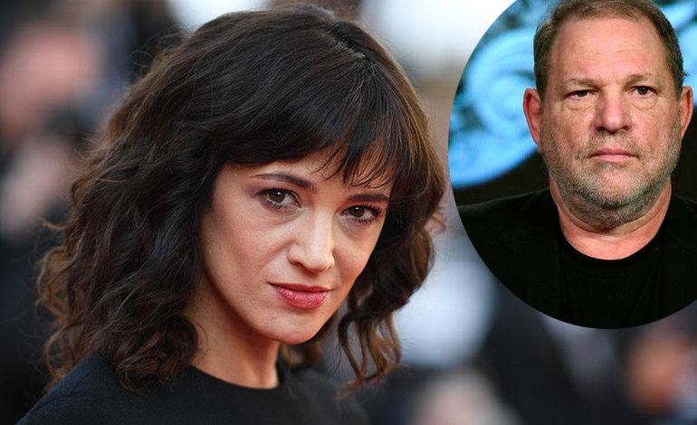 """Harvey Weinstein """"nunca más será bienvenido"""" en Cannes, afirma actriz Asia Argento"""