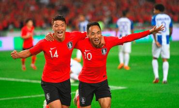 Honduras pierde ante Corea del Sur en juego amistoso