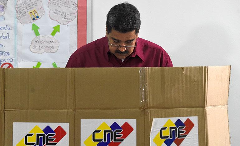 Reelección de Maduro augura mayor aislamiento y deterioro económico