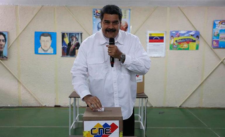 """""""No nos importa"""", dice gobierno de Maduro a los que cuestionan elecciones"""