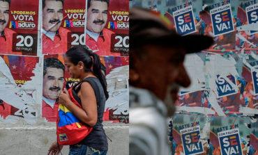 Venezuela va a elecciones con Maduro favorito pese a la profunda crisis