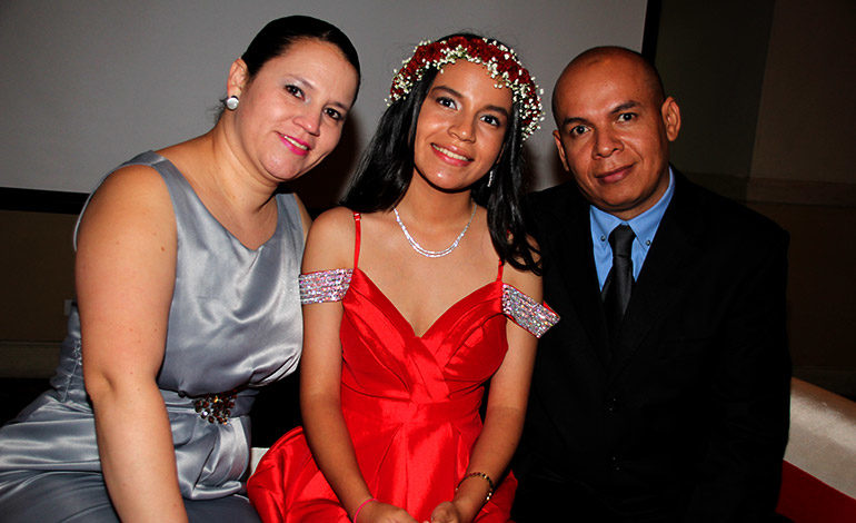 Fiesta de cumpleaños de Ana Virginia Aguilar