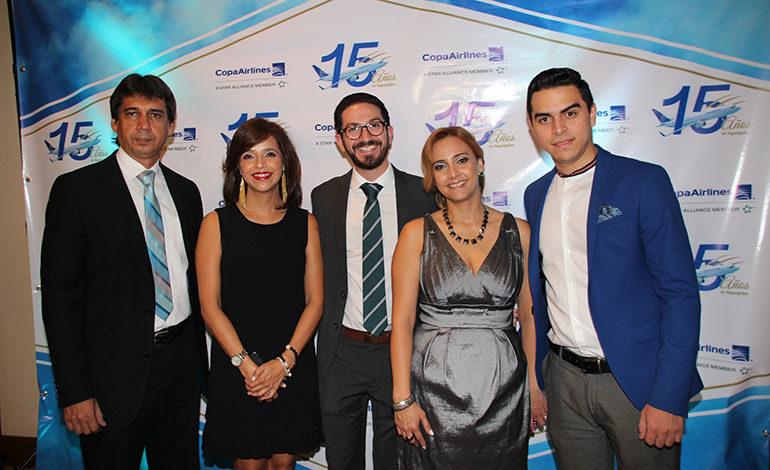 Rodolfo Fasch, Ana Morales, Bernando Ordas, Karla Sierra, Víctor Medina.