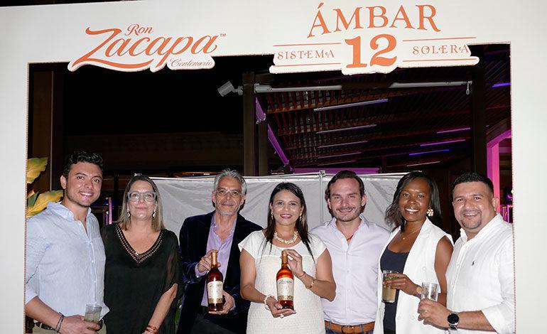 Distribuidora Istmania presenta el nuevo Ron Zacapa Ámbar 12