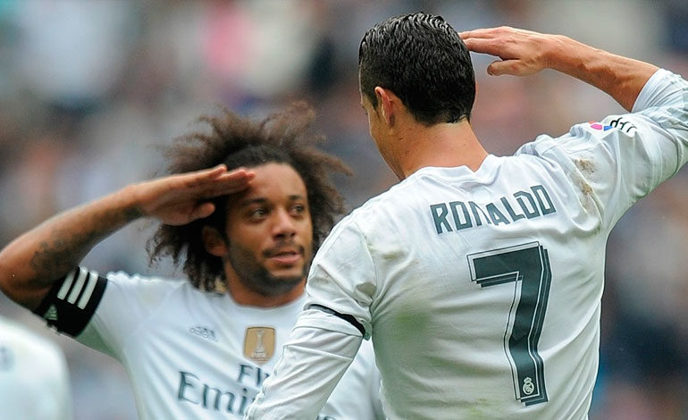 Marcelo: Cristiano no es dueño del Madrid; Neymar tiene la puerta abierta