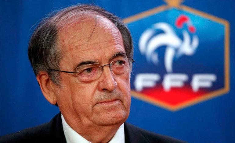 Presidente de la Federación Francesa sigue considerando a España favorita
