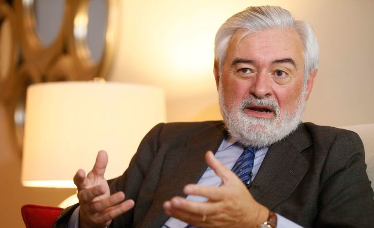 Director de la RAE será condecorado por el gobierno de Honduras