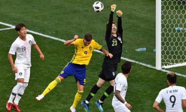 Suecia gana 1-0 a Corea del Sur