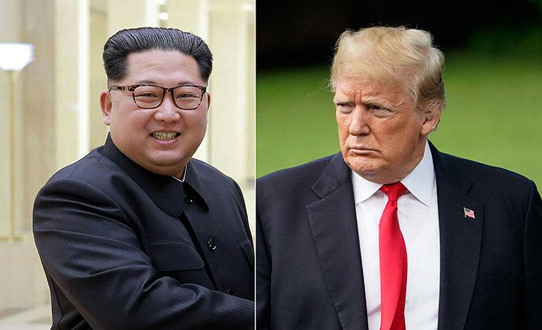 Trump sopesa invitar a Kim a Washington