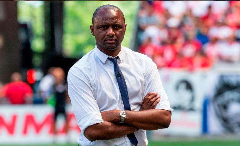 Vieira será el nuevo entrenador del Niza