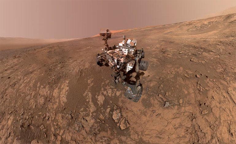 El último hallazgo de Curiosity indica que Marte fue habitable hace 3500 millones de años