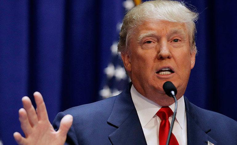 Donald Trump es acusado por la justicia de utilizar su fundación con fines personales