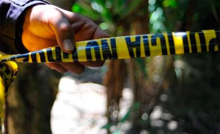 Hallan cadáver en solar baldío de San Pedro Sula