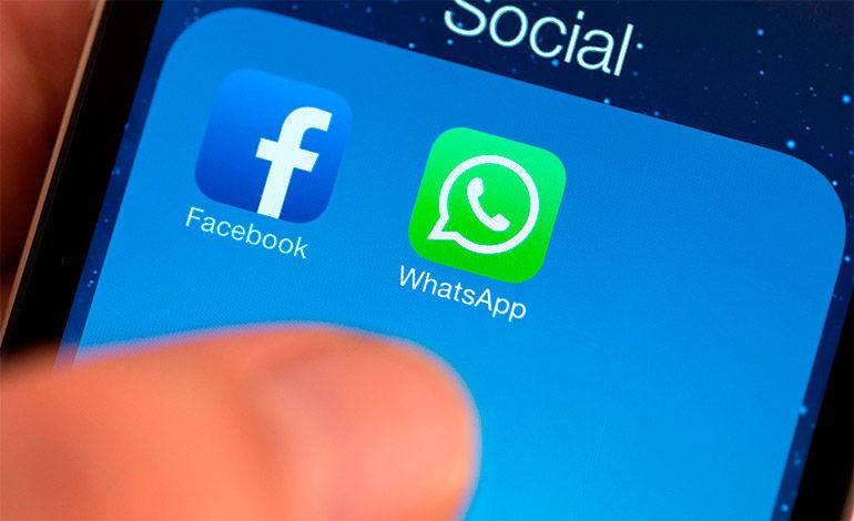 Cae el uso de Facebook para consultar noticias y aumenta el de WhatsApp
