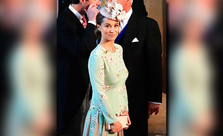 La hermana de la duquesa de Cambridge, Pippa Middleton, confirma su embarazo