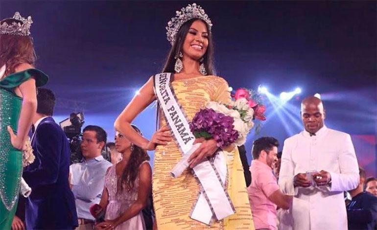 Panamá elige por primera vez a belleza indígena para concurso Miss Universo
