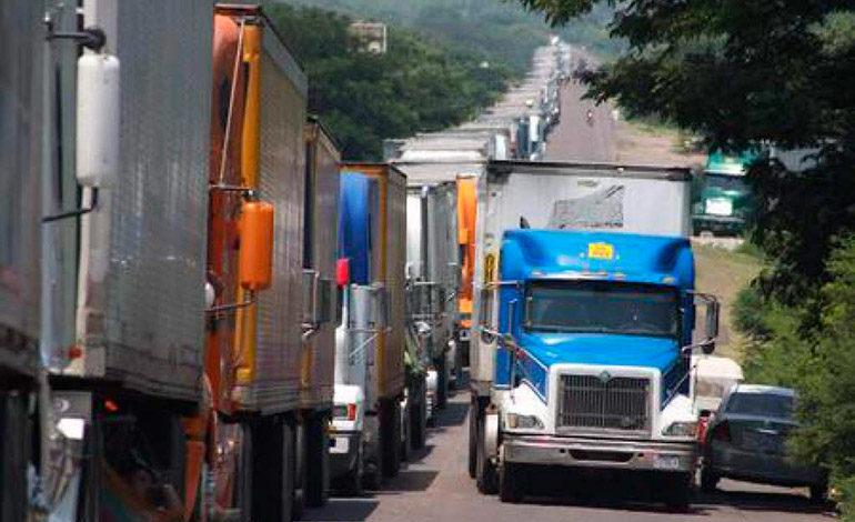 Transporte de carga anuncia nuevo paro a nivel nacional