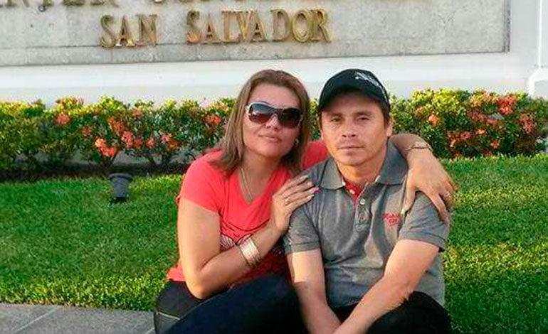 Recién habían viajado a El Salvador, ya que si bien tenían capacidad económica para ir a Estados Unidos, carecían de la visa para visitar al país de Norteamérica.