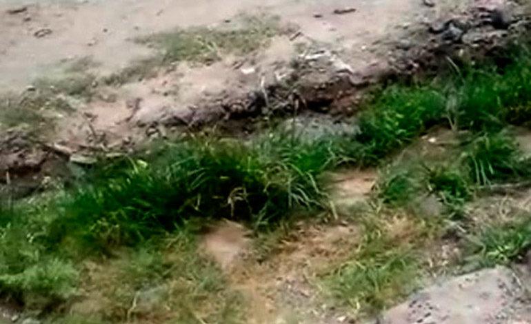 Vecinos sufren sin agua ni alcantarillas