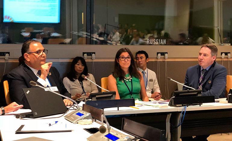 Ficohsa expone logros en materia de sostenibilidad ante Naciones Unidas