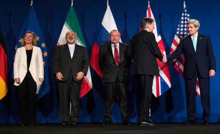 CIJ confirma recepción de denuncia de Irán a EEUU por abandonar pacto nuclear