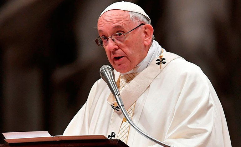 El papa ofrece su consuelo y animo tras las tragedias en Grecia y Laos