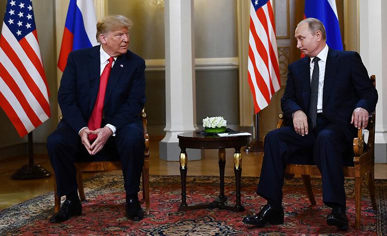 Trump quiere una segunda cumbre con Putin