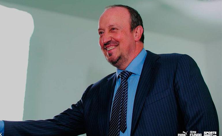 "Rubiales afirma que ""nunca"" contactó con Rafa Benítez"